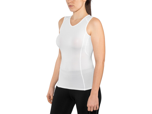 GORE WEAR M Base Layer - Sous-vêtement Femme - blanc
